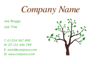 Finance business card templates.