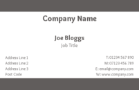 Business Card Design  900502