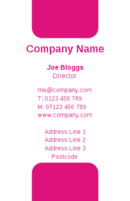 Business Card Design  900508