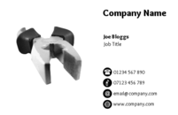 Builder business card templates.