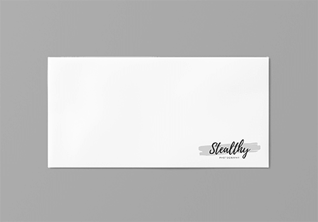Professionally printed C5 envelopes