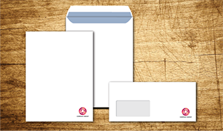 Buy professionally printed envelopes